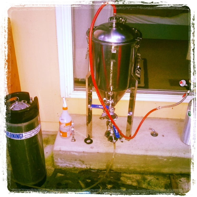 Del fermentador al barril